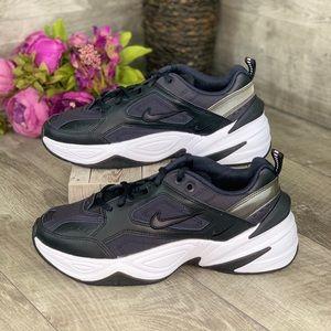 Nike M2K TEKNO Black/Oil Grey-White
